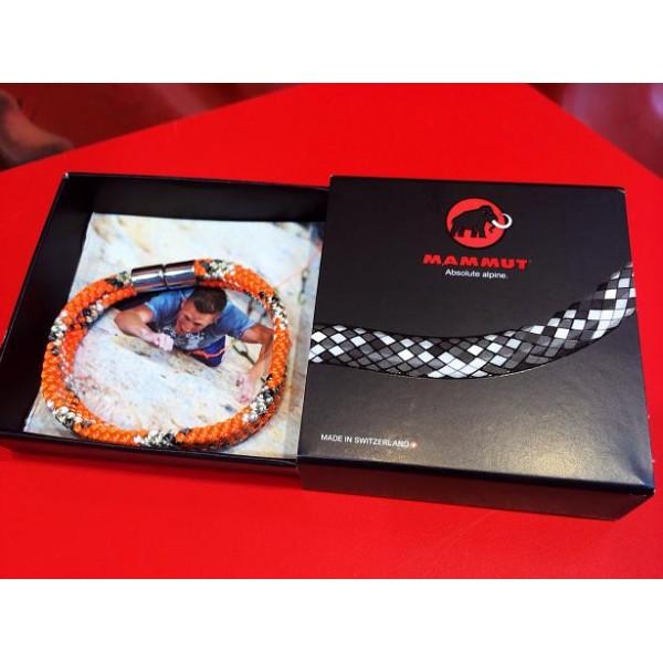 MAMMUT Rope Bracelet