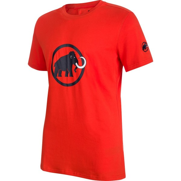 MAMMUT Logo T shirt Men
