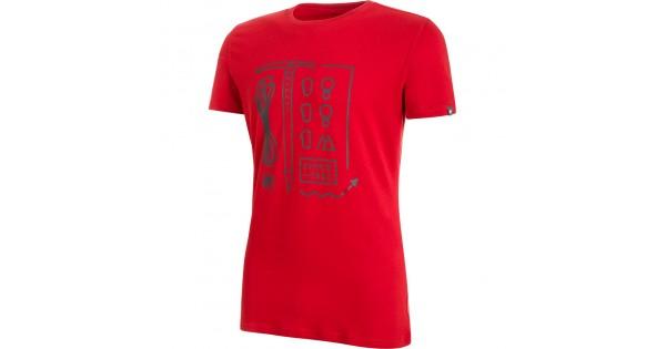 3465db47f81b MAMMUT Sloper T shirt Men