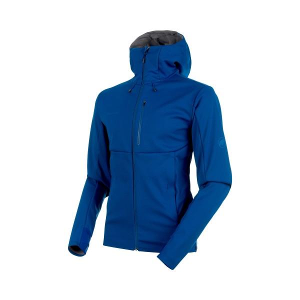 MAMMUT Ultimate V SO Hooded Jacket Men