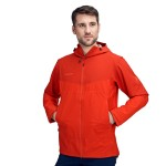 MAMMUT CONVEY TOUR HS HOODED JACKET MEN